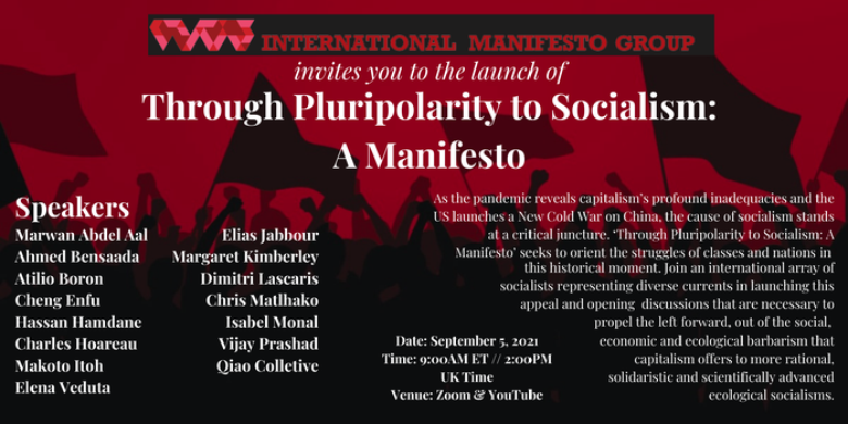 through-pluripolarity-to-socialism-a-manifesto-invitation-to-attend-launch-and-sign